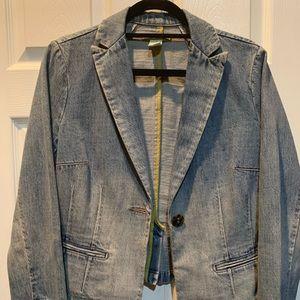 Sigrid Olsen denim jacket